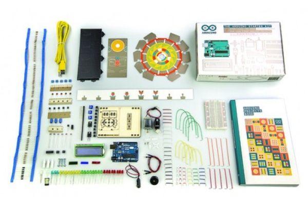 kits ARDUINO Arduino Starter kit ENGLISH, Arduino K000007
