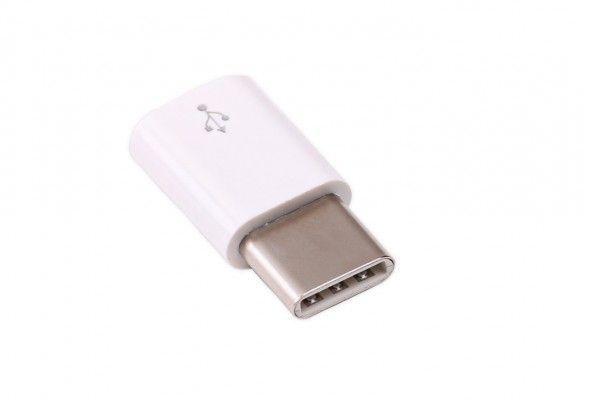 kabli RASPBERRY PI Micro USB(F) to USB-C(M) Adapter White, SC0221