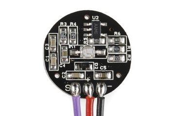 senzorji SPARKFUN Pulse Sensor, SPARKFUN SEN-11574
