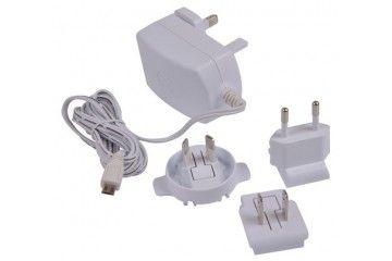 adapters RASPBERRY PI 5.1 V dc, Micro USB, 2.5 A Official Raspberry Pi 3 White Power Supply