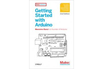knjige ARDUINO Getting Started With Arduino 2nd Edition - B000001