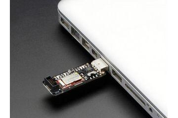 wireless ADAFRUIT Bluefruit LE Friend - Bluetooth Low Energy (BLE 4.0) - nRF51822 - v2.0, adafruit 2267