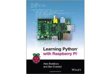 knjige JOHN WILEY & SONS Learning Python with Raspberry Pi, Alex Bradbury & Ben Everard, John Wiley & Sons, 9781118717059