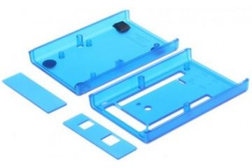 enclosures ARDUINO Arduino Mega Development Board Case, Blue, Arduino, 1593HAMMEGATBU
