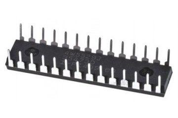 microcontrollers ATMEL ATMEGA328P-PU, 8bit AVR Microcontroller, 20MHz, Atmel, ATMEGA328P-PU