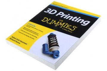 knjige JOHN WILEY & SONS 3D Printing For Dummies, John Wiley & Sons, 9781118660751