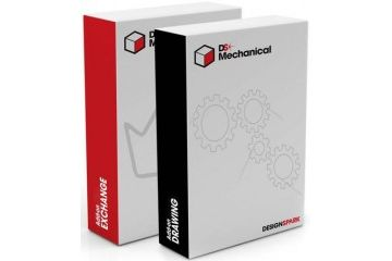 dodatki DESIGNSPARK Mechanical Exchange and Drawing Module Bundle, DesignSpark, 852-3019