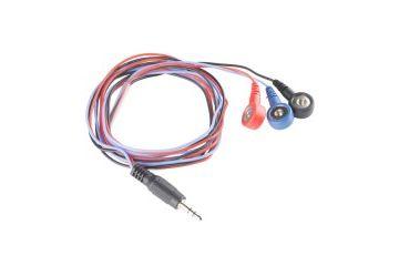 Biometrics SPARKFUN Sensor Cable - Electrode Pads (3 connector), Sparkfun, CAB-12970