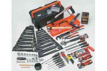 tools BAHCO 62 Piece Engineers Tool Kit, Bahco, 4730