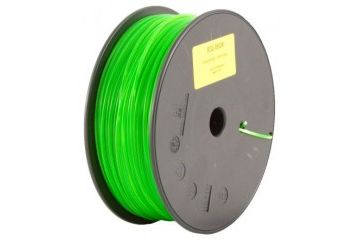 dodatki RS PRO 1.75mm Green M-ABS 3D Printer Filament, 300g, RS PRO, 832-0608