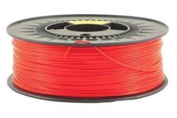 dodatki RS PRO 1.75mm Red PLA 3D Printer Filament, 2.3kg, RS PRO, 125-4341