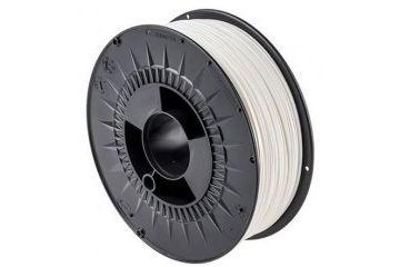 dodatki RS PRO 1.75mm White PLA 3D Printer Filament, 2.3kg, RS PRO, 125-4337