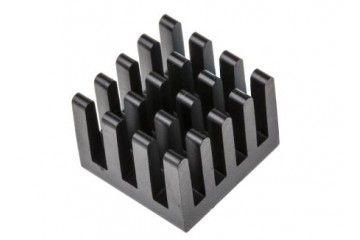 razvojni dodatki AB ELEC. Heatsink, BGA, 27K-W, 13 x 13.5 x 10mm, Adhesive Foil Mount, BGA STD 010, 750-0888