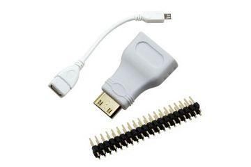 adapters PIMORONI Raspberry Pi Zero Adaptor Kit, RPI-010