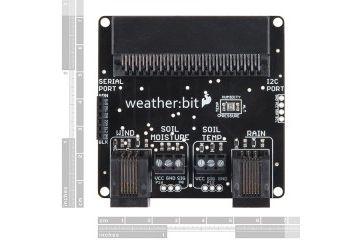 micro bit SPARKFUN SparkFun weather bit, Sparkfun DEV-14214