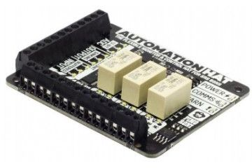 HATs PIMORONI Automation HAT, Pimoroni PIM213