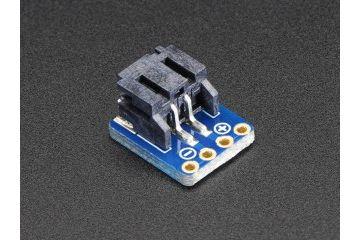 connectors ADAFRUIT JST-PH 2-Pin SMT Right Angle Breakout Board, Adafruit 1862
