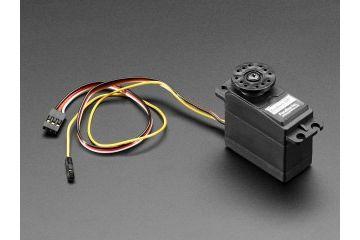 servos ADAFRUIT Feedback 360 Degree - High Speed Continuous Rotation Servo, Adafruit 3614