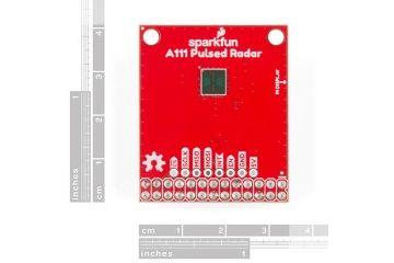 HATs SPARKFUN SparkFun Pulsed Radar Breakout - A111, SparkFun SEN-15577