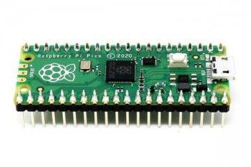 raspberry-pi RASPBERRY PI Raspberry Pi Pico with Pre-soldered Headers, 103829