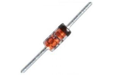 components VISHAY SEMICONDUCTOR VISHAY SEMICONDUCTOR - DIODE, SMALL SIGNAL, 100V, DO-35 - 1N4148