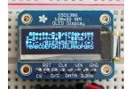 oled ADAFRUIT Monochrome 128x32 SPI OLED graphic display - Adafruit 661