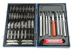 orodja RS PRO Precision Knife Set with 37 Blades, RS Pro, 381-4874