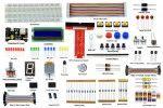 Kits ADEEPT Starter Kit for Raspberry Pi 3, 2 model B-B+, Adeept, ADR006