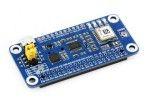 HATs WAVESHARE MAX-M8Q GNSS HAT for Raspberry Pi, Multi-constellation Receiver Support, GPS, Beidou, Galileo, GLONASS, Waveshare 18233